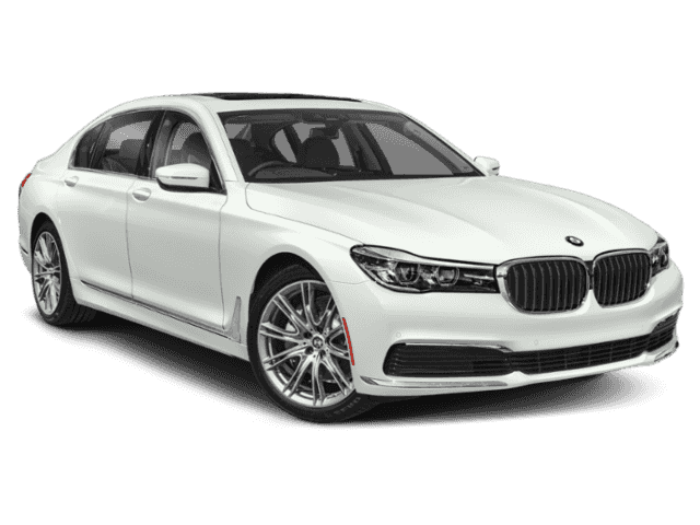 Hire Bmw 7 Series chauffeur